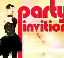 Party Invitation by Faizan Qureshi