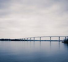 Bridge over the Patuxent by Brent Olson