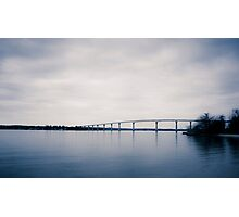 Bridge over the Patuxent Photographic Print