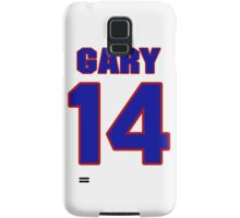 Basketball player Gary Neal jersey 14 Samsung Galaxy Case/Skin