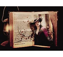 Story Book Photographic Print
