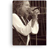 Robert Plant Canvas Print