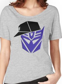 Decepticon G1 OG Transformer Women's Relaxed Fit T-Shirt