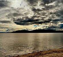 Tralee Bay , Benderloch by Bill Lighterness