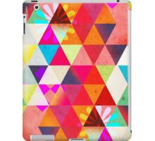 geometric world  iPad Case/Skin