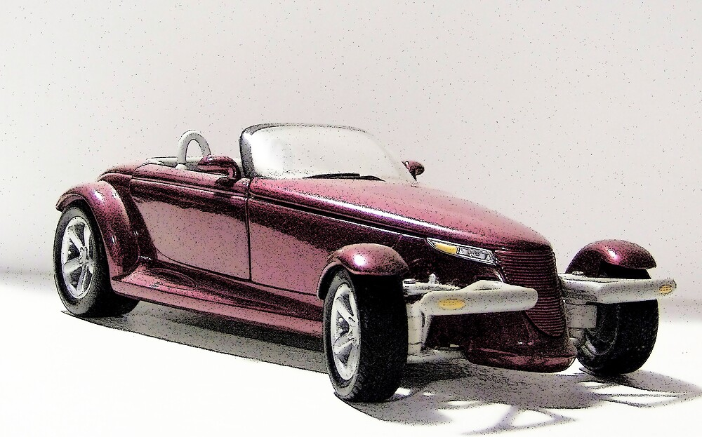 Plymouth Prowler by Rattlingmurdock