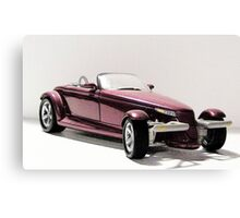 Plymouth Prowler Canvas Print