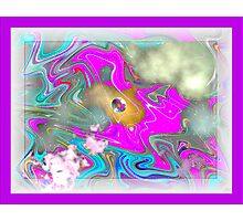 All One People Planet Love Photographic Print