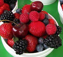 Berries by Betty Mackey