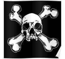 Skull and Crossbones - Jolly Roger 1 Poster