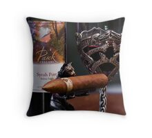 The Perfect Marriage Throw Pillow