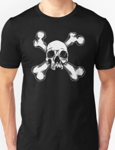 Skull and Crossbones - Jolly Roger 1 T-Shirt