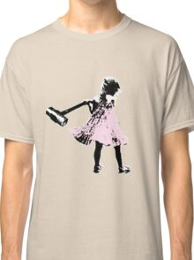 Hammer girl - Switched at Birth Classic T-Shirt