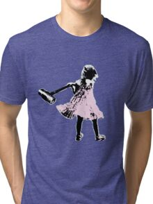 Hammer girl - Switched at Birth Tri-blend T-Shirt