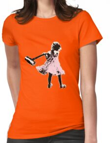 Hammer girl - Switched at Birth Womens Fitted T-Shirt