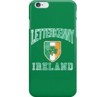 Letterkenny, Ireland with Shamrock iPhone Case/Skin