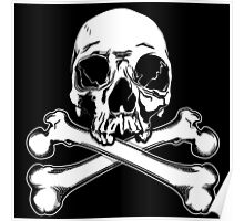Skull and Crossbones - Jolly Roger 2 Poster