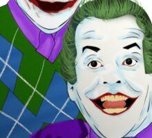 Step Jokers Sticker