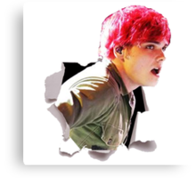 Gerard Way Canvas Print