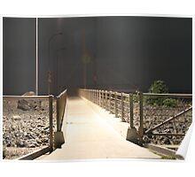 Devonport By Night 2 Poster