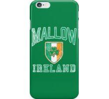 Mallow, Ireland with Shamrock iPhone Case/Skin