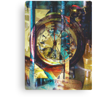 Timely Canvas Print