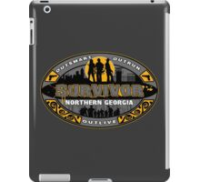 Walking Survivor iPad Case/Skin