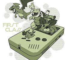 First Class by TreyBarks