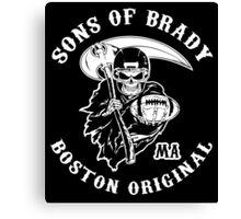 Sons Of Brady Canvas Print