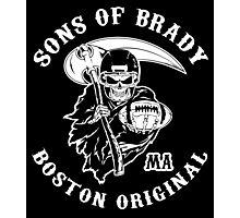Sons Of Brady Photographic Print