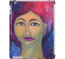 Lola - Fiery iPad Case/Skin
