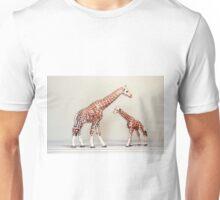 Giraffe Love Unisex T-Shirt