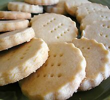 Scottish Shortbread by ladyvanessa