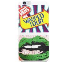Warped Tour inspired pop art iPhone Case/Skin