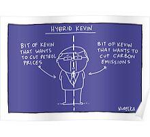 Hybrid Kevin Poster