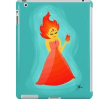 Flame Princess iPad Case/Skin