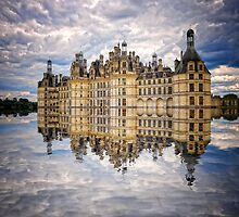 Chambord Dream by Philippe Sainte-Laudy