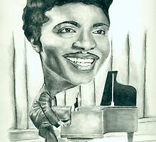 little richard in his youth by clairehanna