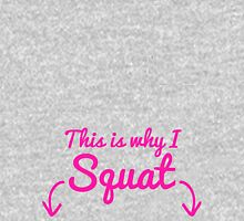 This Is Why I Squat Tank Top