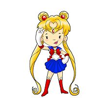 Sailor Scout Sailor MOON by Bantambb