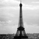 Eiffel Tower,Paris by Rosina  Lamberti