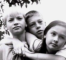 Dallas kids by Marita