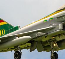 3 Sqn Centenary Typhoon ZJ936/QO-C Sticker