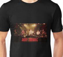 Roxy Musique, a Roxy Music tribute band Unisex T-Shirt