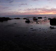 Coalcliff rockplatform dawn by coalcliff
