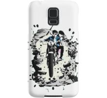 Emmett and Bay street art - Switched at Birth Samsung Galaxy Case/Skin