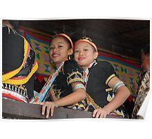 Harvest Festival - Sabah Poster