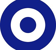 Roundel of the Cyprus Air Command by abbeyz71