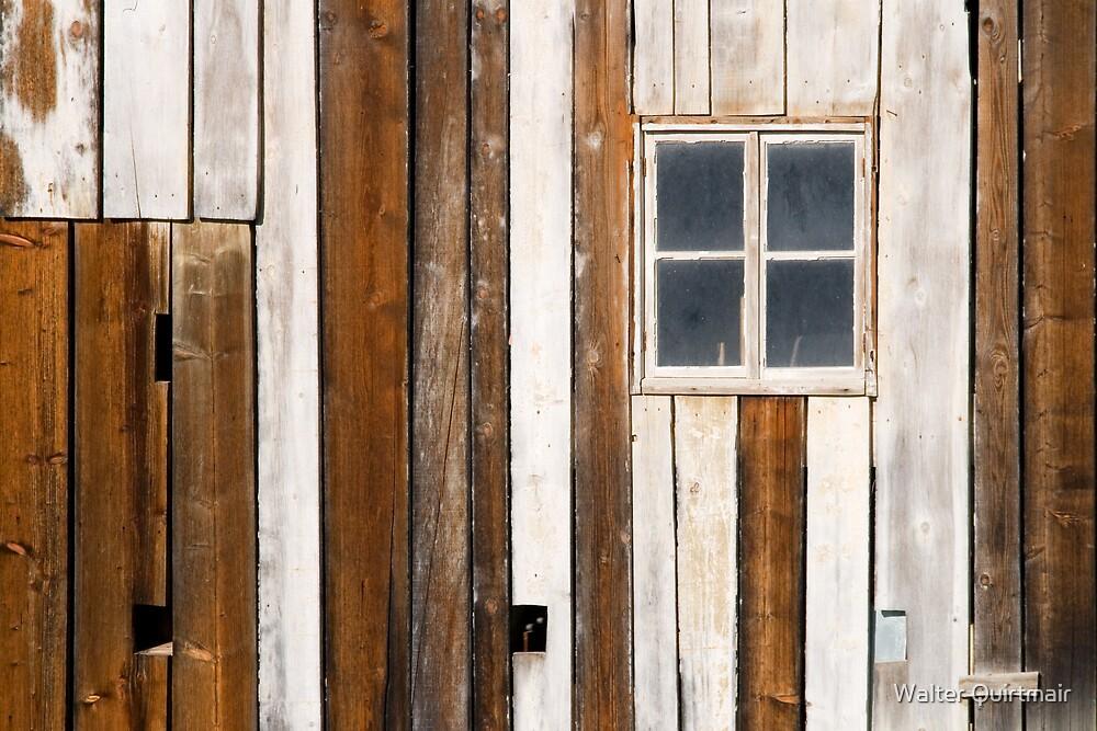 Barn by Walter Quirtmair