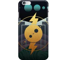 Terraforming 001 iPhone Case/Skin